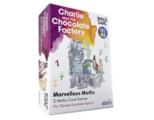 Charlie and the Chocolate Factory Marvellous Maths