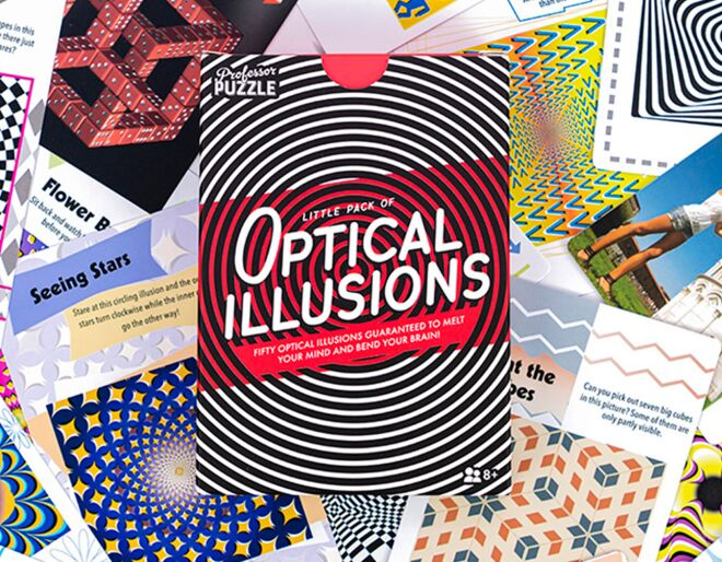 Little Pack of Optical Illusions