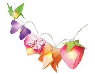 Create your own Origami Lights