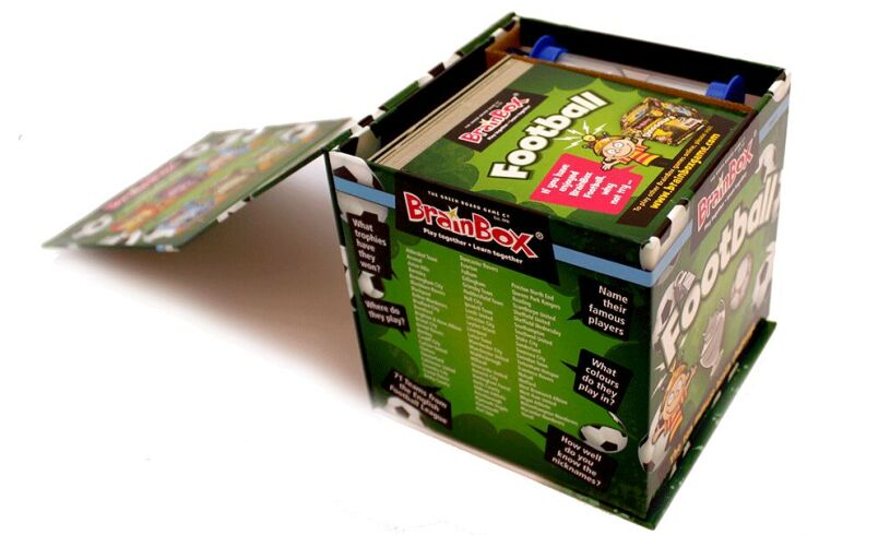 Football - BrainBox Inside Box