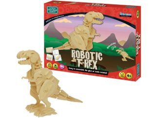 Robotic T-Rex - Sound Activated