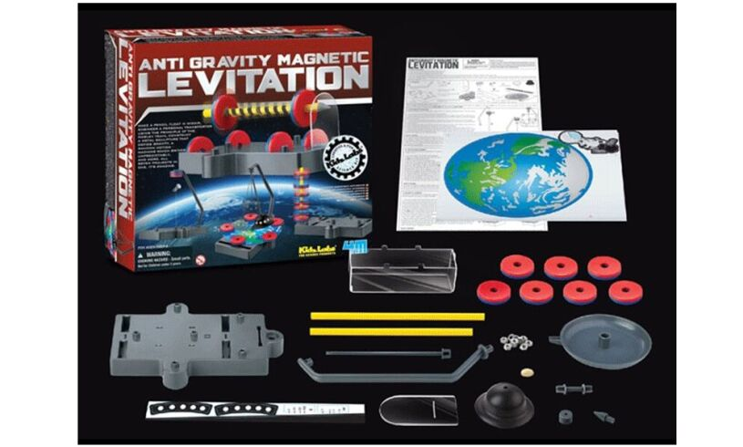Anti Gravity Magnetic Levitation Contents
