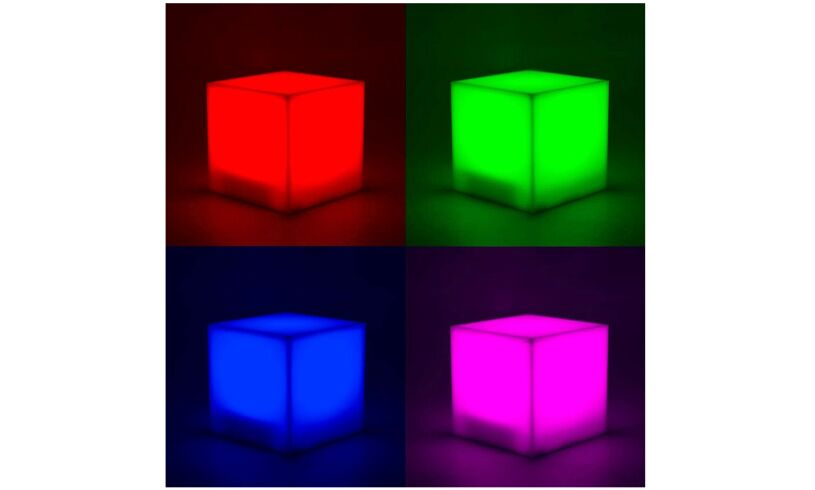 Mood Cube Colours