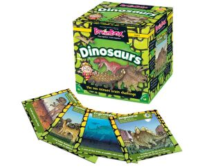 Dinosaurs - Junior Brainbox Memory Game