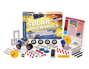 Solar Mechanics Experiment Kit
