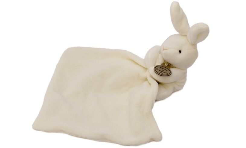 Little Rabbit Comforter Doudou et Cie