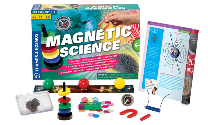 Magnetic Science - Strangely Attractive