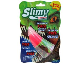 SLIMY - in a T-Rex Tooth!