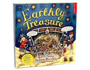 Earthly Treasure - Pop-up Book