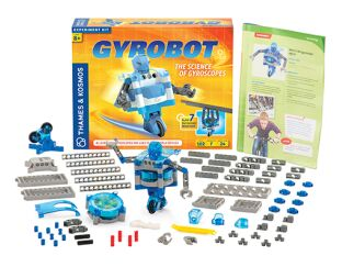 Gyrobot - 7 Motorised Models