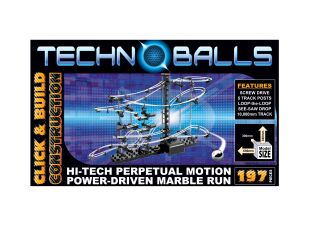 Cheatwell Technoballs - Hi-Tech Perpetual Motion