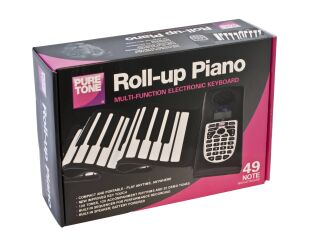 Roll up Piano - Electronic Keyboard