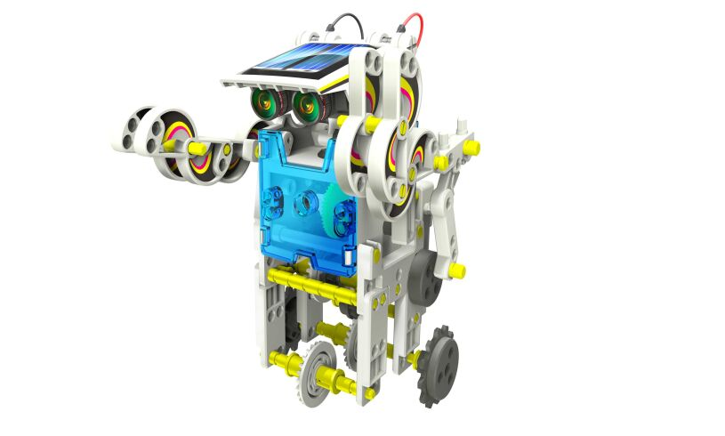 14 in 1 Solar Robot Kit - Robot