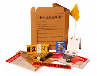 Complete Crime Scene Kit - CSI