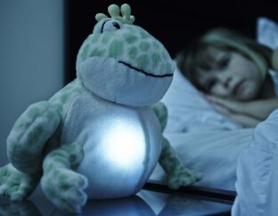 Twinkling Firefly Frog - Musical Nightlight