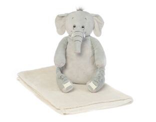 Bobo Buddies Blanket Backpack - Elephant